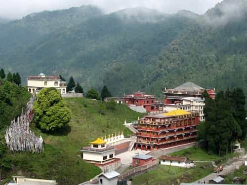 Kamlimpong-Monastery