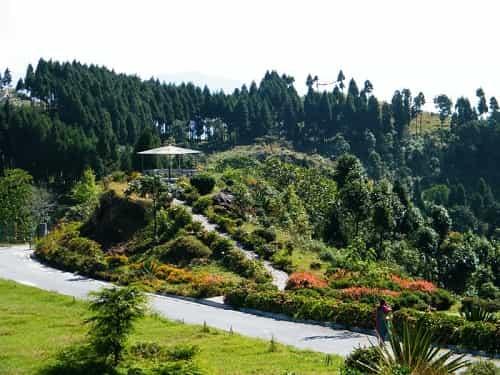 Kamlimpong-Scenery