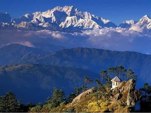 Kanchenjunga-Kalimpong