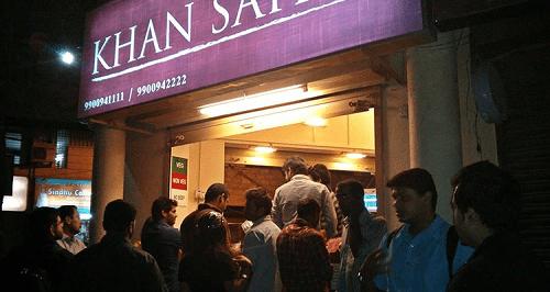 Khan Saheb Grills and Rolls, Indiranagar
