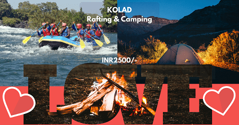 KOLAD River Rafting & Camping Package