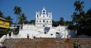 old goa church